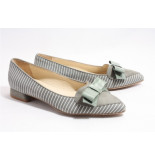 Lilian 11184 instappers taupe