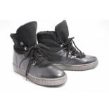 Gabor 73.765.77 boots plat zwart