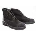 Gabor 71.801.17 boots plat zwart