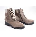 Donna Carolina 34.699.165 boots plat taupe