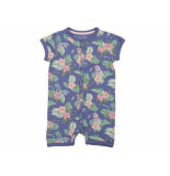 Charlie Choe Jumpsuit girls korte mouw flow multi