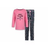 Charlie Choe Pyjama set sleeping beauty roze
