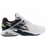 Babolat Tennisschoen propulse fury all court men white black wit