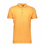 BoB Polo tinto freddo orange oranje