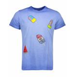 BoB T-shirt ready cobalt blauw