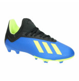 Adidas X 18.3 fg j 038343 blauw