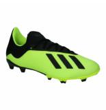 Adidas X 18.3 fg 038802 geel