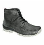 Wolky Half hoge schoenen 039413 antraciet