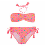 Boobs & Bloomers Ice cream bikini romy roze