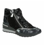 D'Lussil Sneakers 039426 zwart