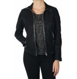 Gipsy Lara leder jacket zwart
