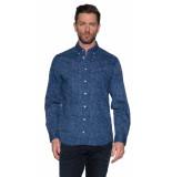 Tommy Hilfiger Casual shirt met lange mouwen blauw