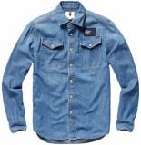 G-Star Bristum utility straight shirt denim