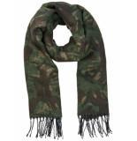 Jack & Jones Lenny scarf groen
