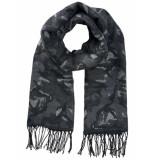 Jack & Jones Lenny scarf grijs