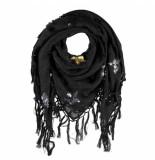 Passigatti Sjaals 978-5-82 zwart