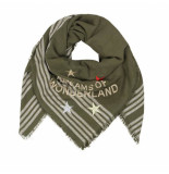 Becksöndergaard Sjaals 978-75-50 groen