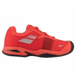 Babolat Tennisschoen jet clay junior orange.com oranje
