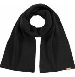 Barts Lincoln scarf 024935 zwart