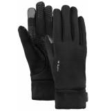 Barts Powerstretch touch gloves 012345 zwart