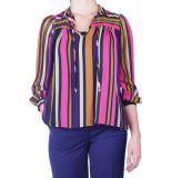 Dixie Camicia shirt roze