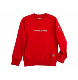 Skurk Sweater seh rood