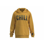 Jumping The Couch Hooded sweater chill oker geel
