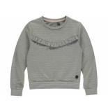 Levv Sweater alexandra melee grijs