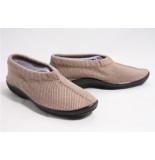 Plumex 2250 gebreide schoenen taupe