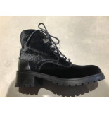 Via Vai 4911105-00-005 schoenen guccini diadem nero