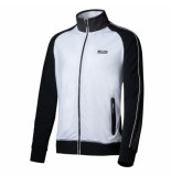 Sjeng Sports Ss man fullzip top lou 037934 wit