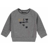 Noppies Sweater wanaque melee grijs