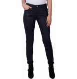 MAC Straight fit slim leg black coated-40 zwart