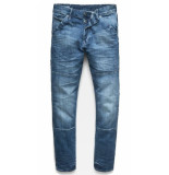 G-Star Faeroes classic straight tapered pants blauw d11399-8595-071 denim