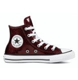 Converse All stars junior 661856c glitter rood