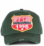 Dsquared2 2 pet groen