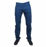 Martomod Trendy heren chino jimmy lengte 34 blauw