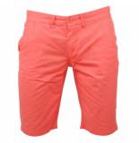 Rivaldi Heren korte broek vetolin corail oranje