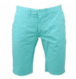 Rivaldi Heren korte broek vetolin turquoise blauw