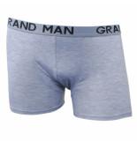 Grand Man Boxershort grijs