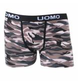 Uomo Camouflage b3306 boxershort beige
