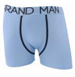 Grand Man Boxershort licht blauw