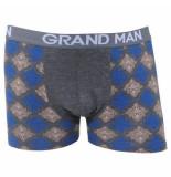 Grand Man Boxershort donker grijs