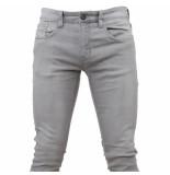 Indicode Heren jeans pittsburg lengte 34 grijs