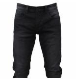 Indicode Heren jeans pittsburg lengte 34 zwart