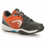 Head Tennisschoen revolt junior grey orange zwart