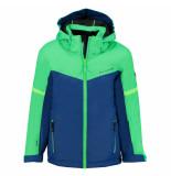Dare2b /blauwe jongens ski jas obscure waterproof groen