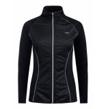 Röhnisch Thermo wind jacket black comb 040813 zwart