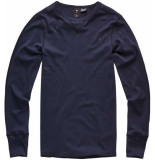 G-Star Korpaz slim longsleeve sweat blauw