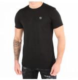 Philipp Plein Statement ss round eck t-shirt zwart